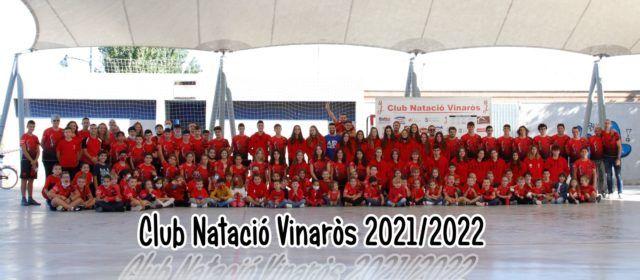 El Club Natació Vinaròs presenta tots els grups de nadadors