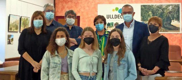 Lliurament dels premis Manuel Sales i Ferré 2021 a l'institut d'Ulldecona