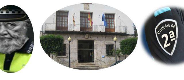 El SPPLB denuncia la situación de estado de abandono de la Policía Local de Vinaròs