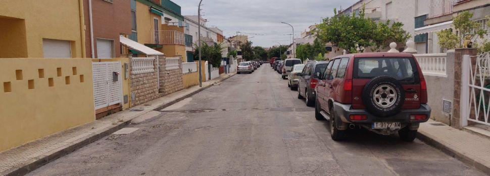 Divendres començaran els treballs d'adequació del carrer de José María Salaverría