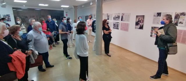 La exposición Treinta años Berlanga-Azcona, una confluencia de genios, abrió en Peñíscola la programación de Un Puente hacia Berlanga