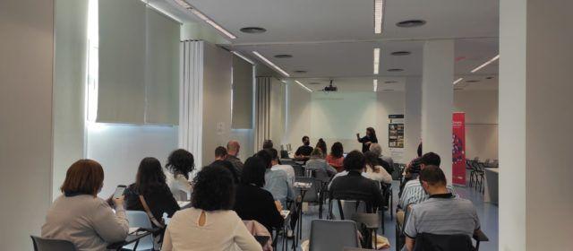 Odisseu reuneix a Tortosa una trentena d'empreses i joves talents en una nova i motivadora edició del networking