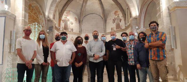 El Mucbe acull l'exposició col·lectiva del grup ARTE-SON amb obres de 22 artistes