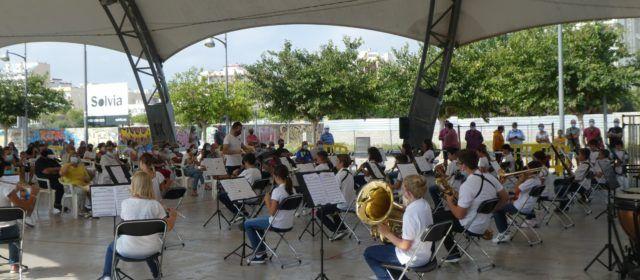 Concert de la banda infantil de La Alianza de Vinaròs