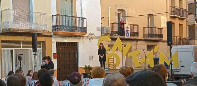 Fireta del conte i marató de contes a Canet amb el festival Conta'm