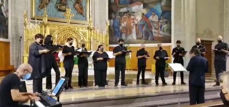 Actuacions de la Coral Juvenil Sant Sebastià a Vinaròs i Benicarló