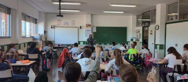 """""""El telescopi"""": Els col·legis de Vinaròs aposten per la creativitat literària de l'alumnat"""