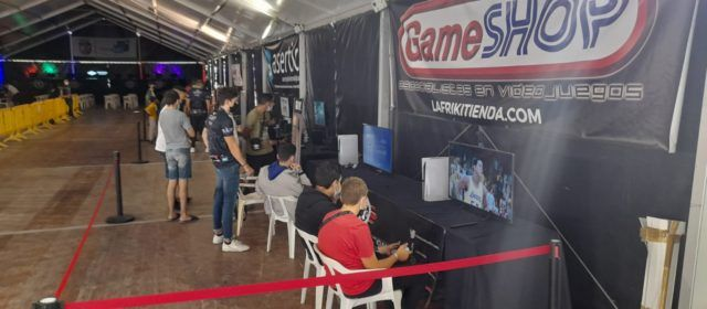 Tot sobre els vídeojocs al Gámesis