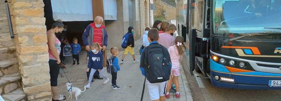 Todolella y La Mata: cifras casi de récord en escolarización
