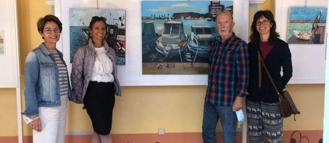 Irene Furió guanya a Benicarló la primera edició del Concurs de Pintura Ràpida