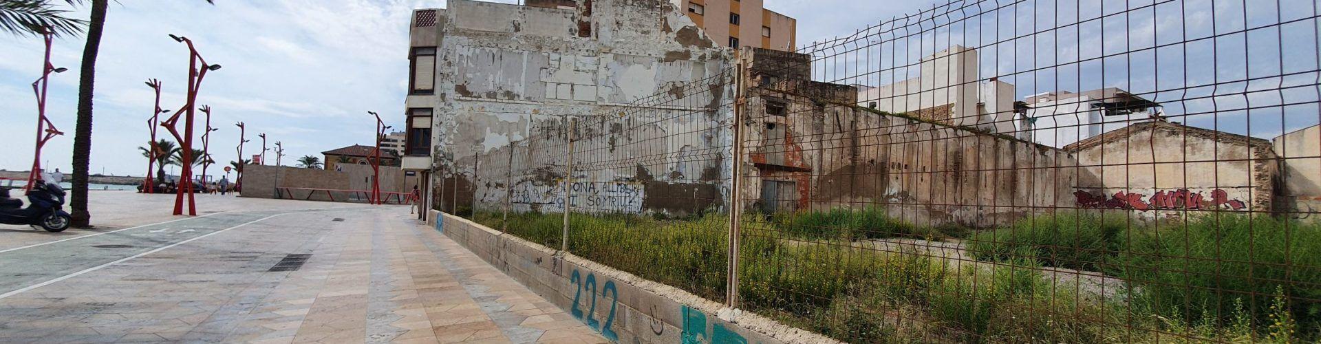 Vinaròs paga 278.000 euros en la expropiación del último inmueble del PAI de Machaco