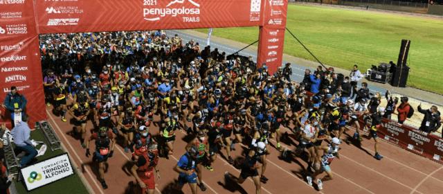 Arranca la MiM de Penyagolosa Trails 2021