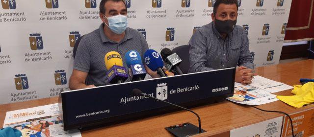 Benicarló recupera l'oferta esportiva per a públic adult i escolar després de la pandèmia
