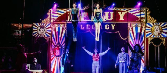 El 21 de octubre vuelve aVinaròselCirco Raluy Legacypara presentar su espectáculoTODO (LO)CURA