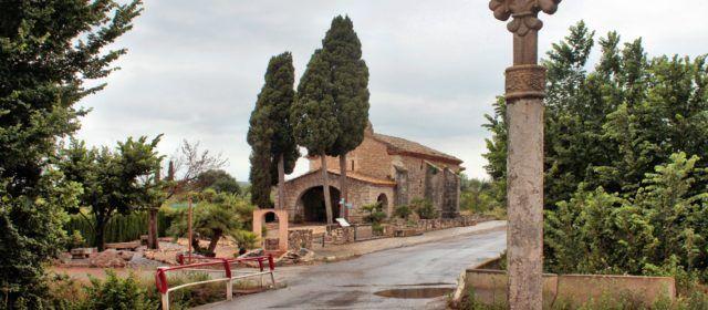 Ben Vist:Ermita de Santa Bàrbara de la Salzadella